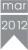 Web 03-March 2012